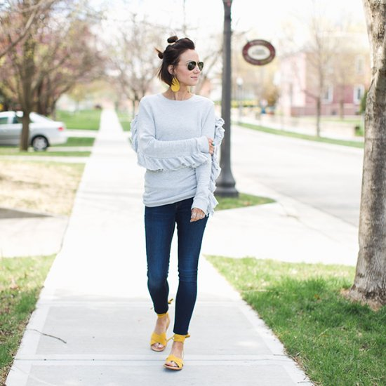 The Yellow Trend This Spring