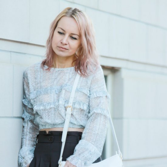 Styling Your Ruffle Blouse for Fall